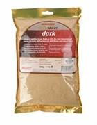 """Сухой неохмелённый солодовый экстракт Muntons — Dark"""" 0,5 кг."""