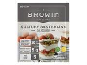 Йогуртовая культура BROWIN 5x1гр. (на 10 литров молока)