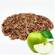 Щепа для копчения фруктовая (яблоня), 0.5 кг