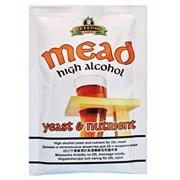 Дрожжи «Bulldog — Mead», 28 г.