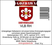 Дрожжи «Gozdawa VLB RH», 10 гр